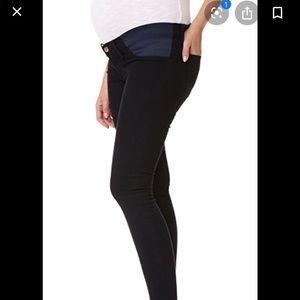J Brand skinny Mama J maternity jeans
